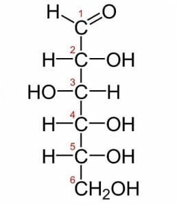 Glucose chain