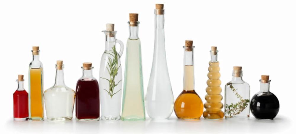 Vinegar: an acetic acid solution