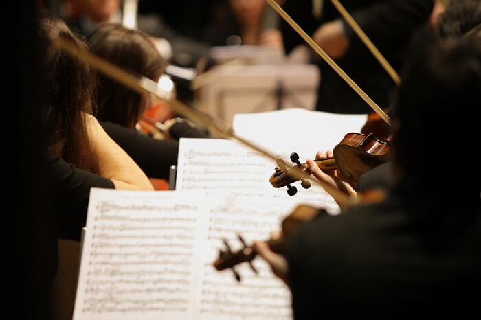 Classical musicians use implicit memory