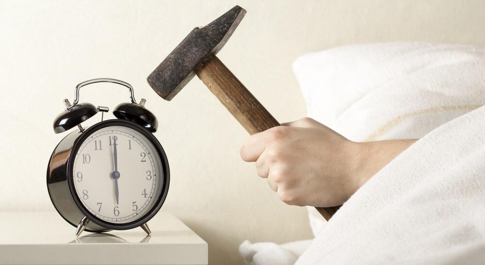 alarm clock consciousness sleep wake reticular formation