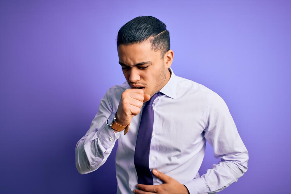 coughing cough reflex medulla oblongata