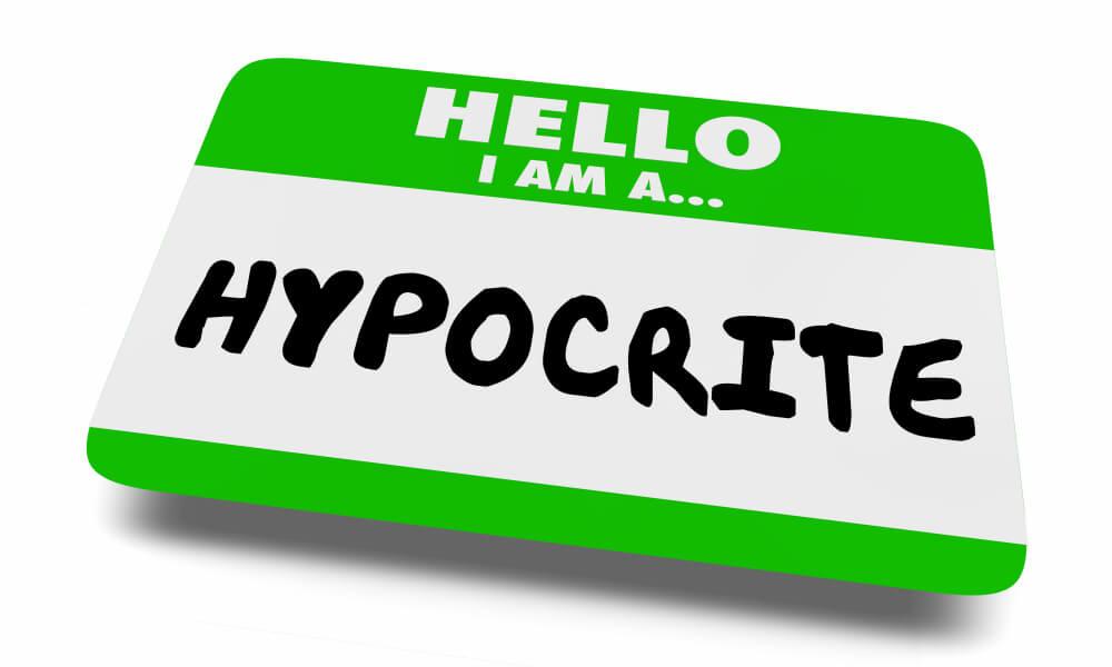 cognitive dissonance hypocrisy social psychology