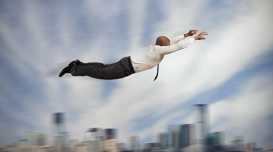 back bow superman stretch latissimus dorsi exercise
