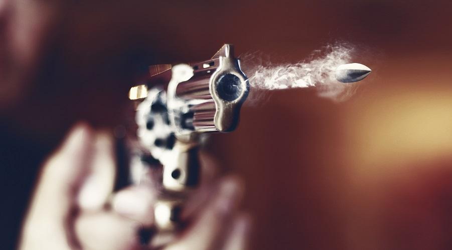 bullet gun action potential firing