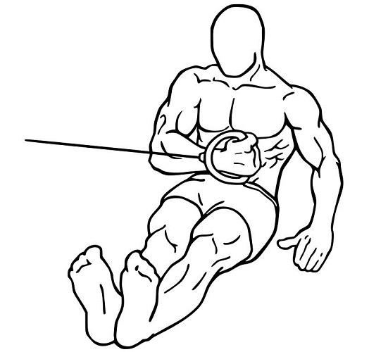 internal rotation shoulder latissimus dorse exercise