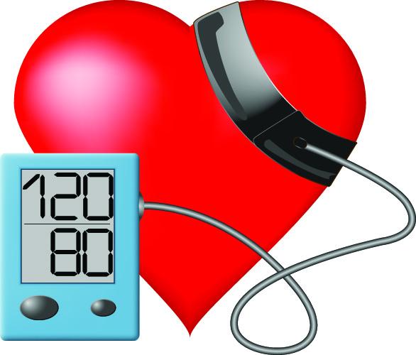 blood pressure systolic diastolic heart vasoconstriction