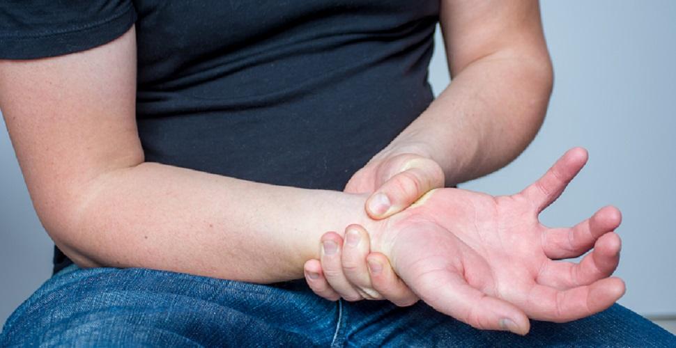 wrist block vasodilation capillaries