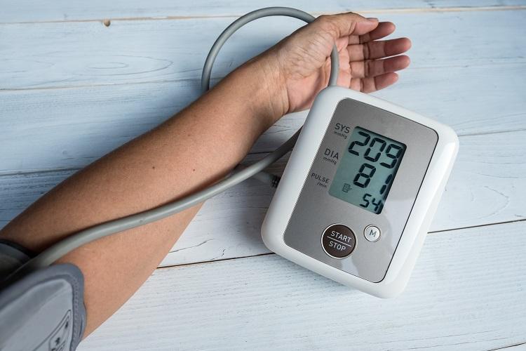 high blood pressure hypertension vasoconstriction atherosclerosis