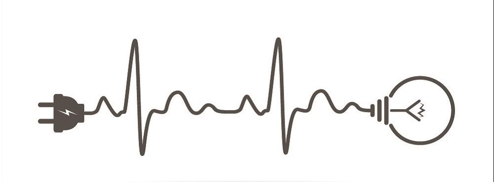 voltage ecg heart P wave QRS complex T electrical activity
