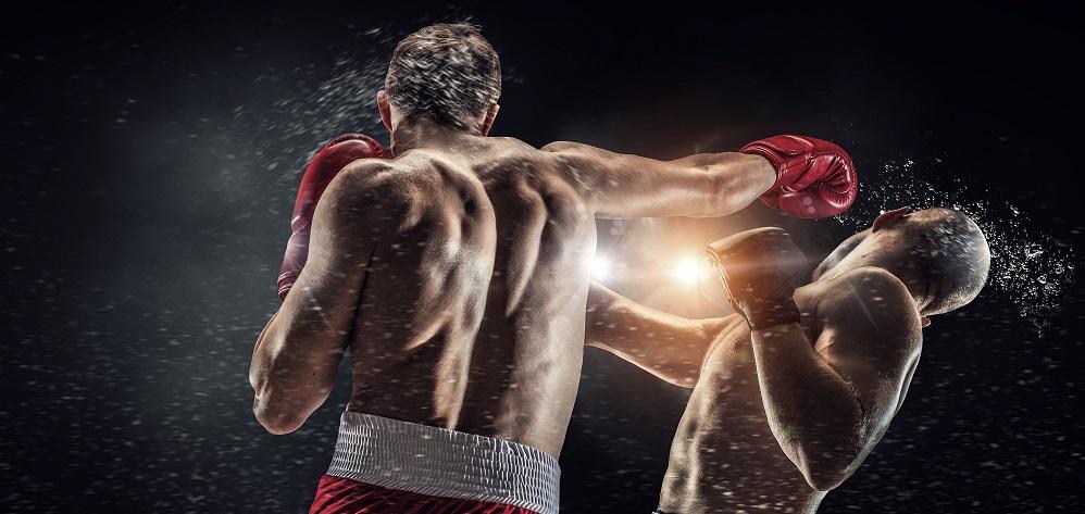 boxer punch boxing trauma head injury