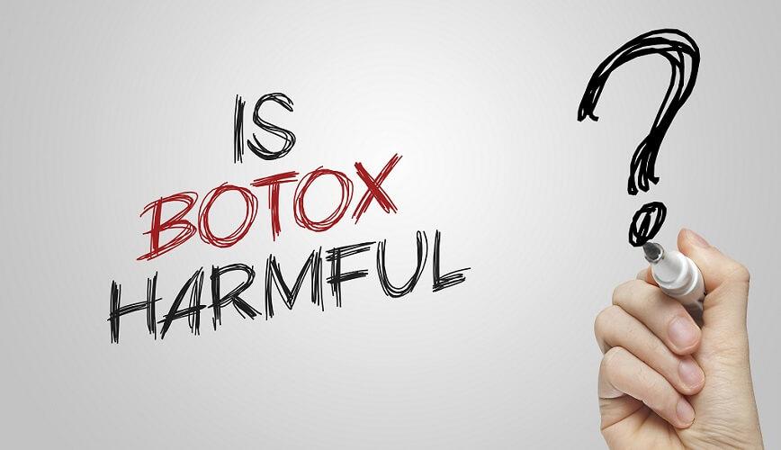 is botox harmful question botulinum toxin