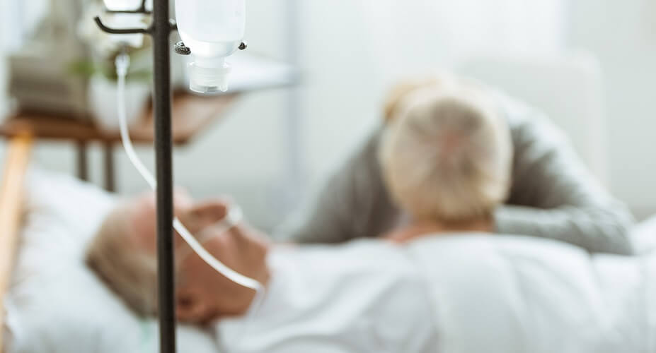 coma sick hospital intensive care