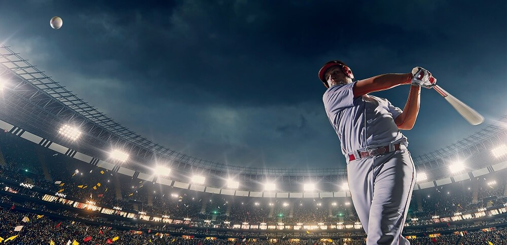 baseball bat rotation swing