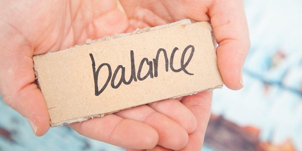 balance hands homeostasis