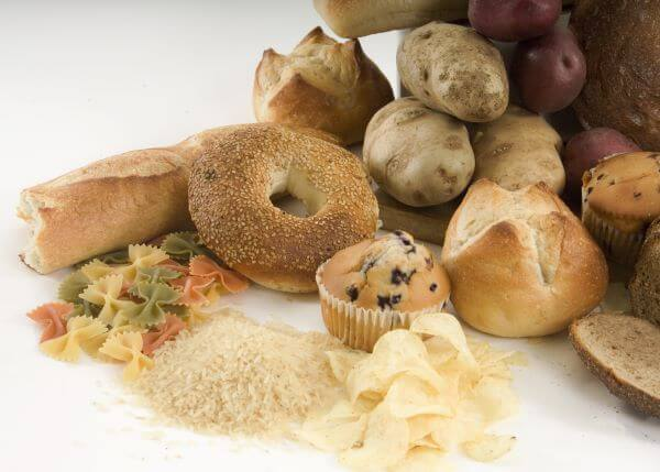 Starch is a complex carbohydrate