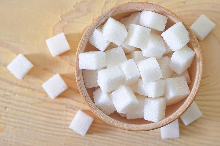 sugar cubes glucose