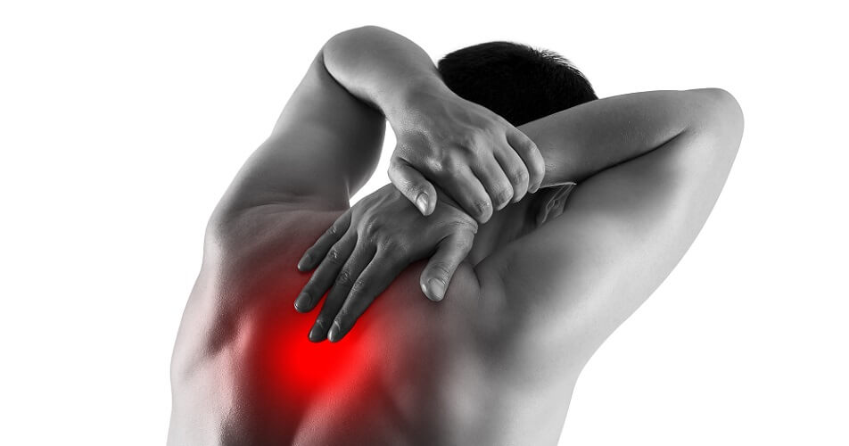 tension stress back pain